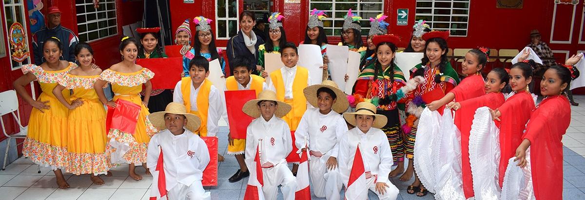 Fiestas patrias (Actuación)